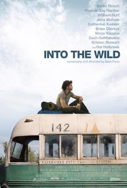 """Into The Wild"" soundtrack album cover"