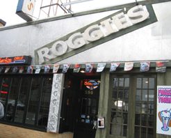 Roggies store front